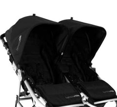 2009-2015 Indie Twin Stroller Fabric Set Jet Black