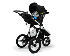 Clek Liing on Bumbleride Speed Jogging Stroller No Fabric (Optional)
