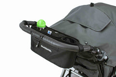 Bumbleride Parent Pack Storage Accessory on Handle
