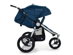 2020 Bumbleride Speed Jogging Stroller in Maritime Blue - Profile