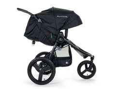 2020 Bumbleride Speed Jogging Stroller in Matte Black - Profile