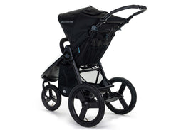 2020 Bumbleride Speed Jogging Stroller in Matte Black - Back