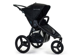 2020 Bumbleride Speed Jogging Stroller in Matte Black - Front