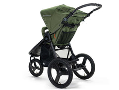 2020 Bumbleride Speed Jogging Stroller in Olive Green - Back