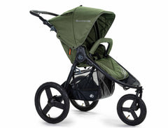 2020 Bumbleride Speed Jogging Stroller in Olive Green - Front
