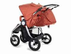 2020 Bumbleride Indie Twin Double Stroller in Clay - Back