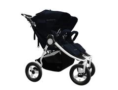 2020 Bumbleride Indie Twin Double Stroller 3D in Maritime Blue Global