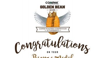 Golden Bean North America 2016