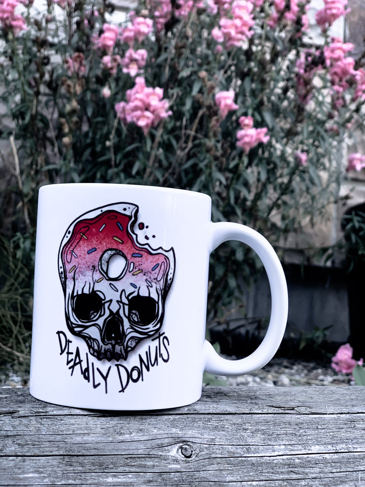 Deadly Donuts Mug