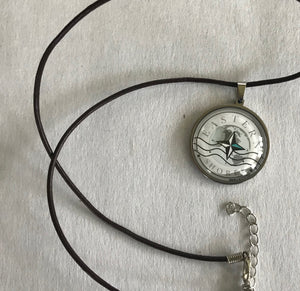 Jewelry Collection Cabochon Necklace - Eastern Shores Apparel & Accessories