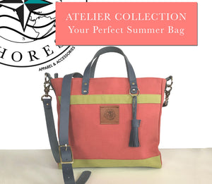 Atelier Collection The Martinique Handbag - Eastern Shores Apparel & Accessories