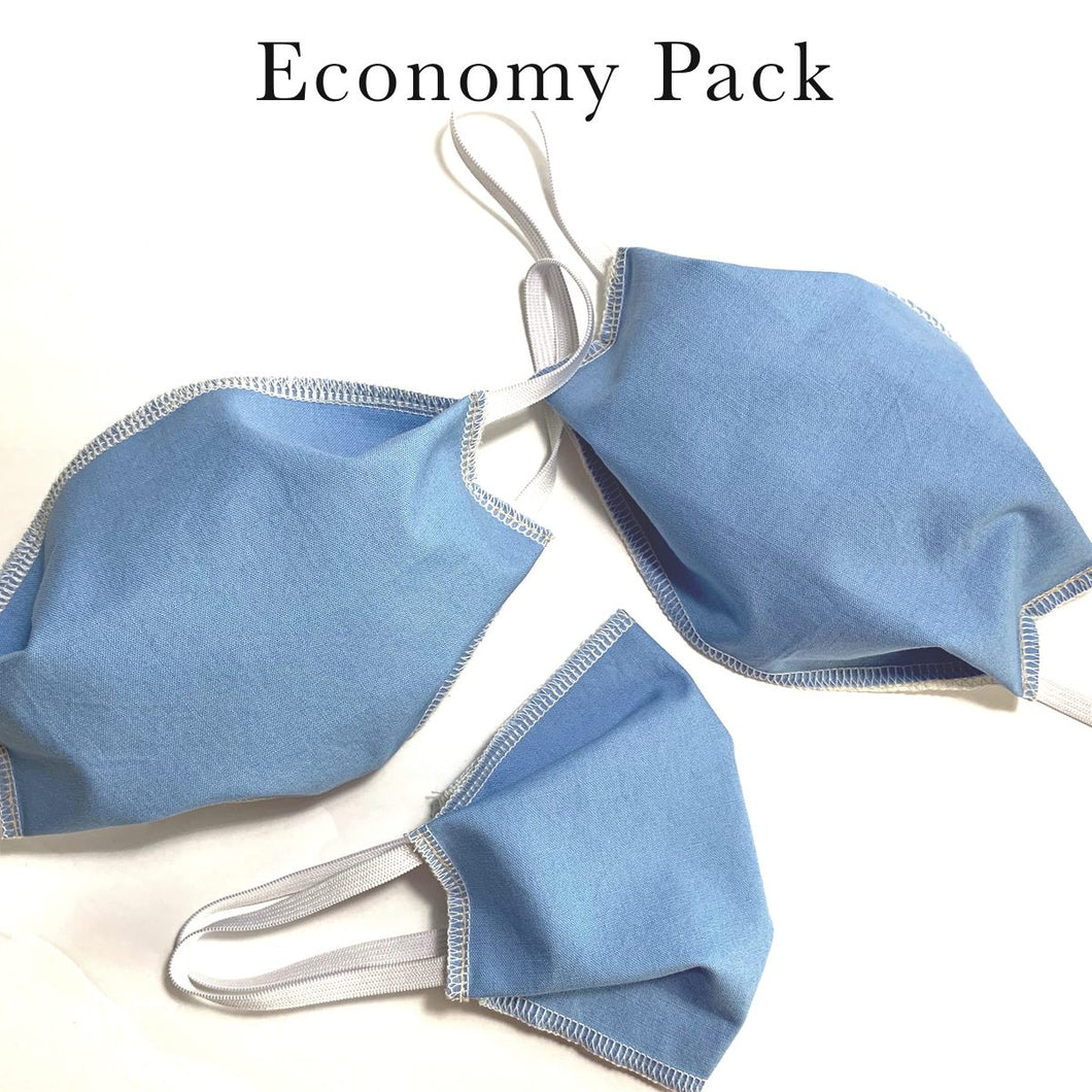 The Urbanite Economy Face Mask - Single
