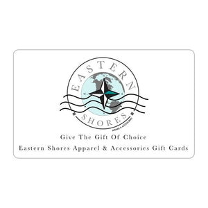 Gift Cards - Eastern Shores Apparel & Accessories