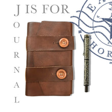Leather Journal - Eastern Shores Apparel & Accessories