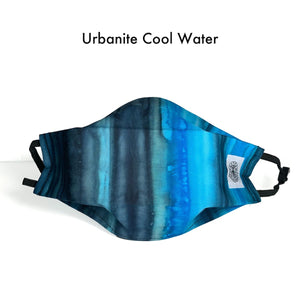 Urbanite Face Mask - Cool Water
