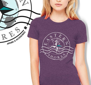 T-Shirt Ladie's Fit - Eastern Shores Apparel & Accessories