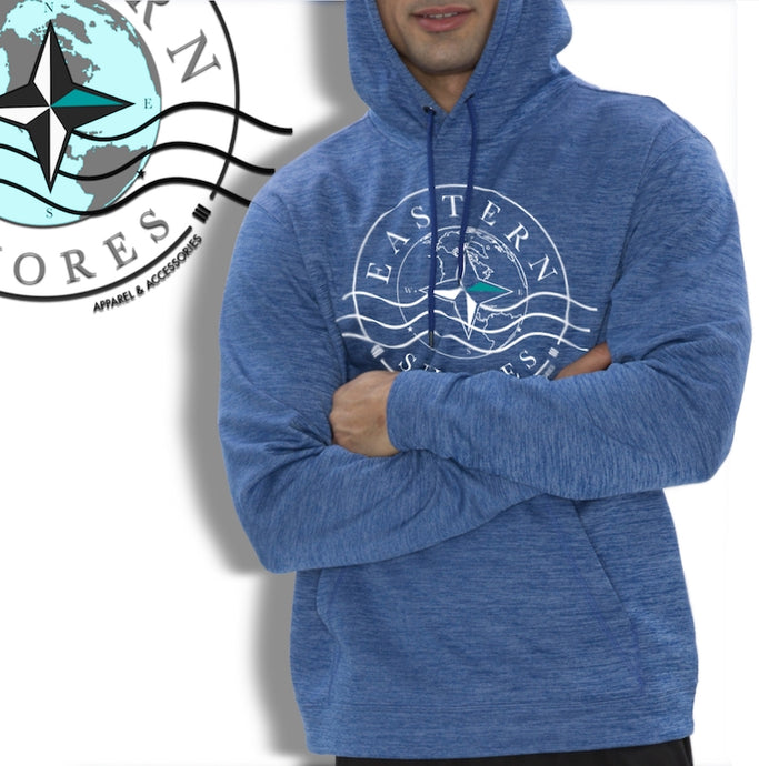Hoodie Athletic Heather - Eastern Shores Apparel & Accessories
