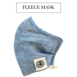 Fleece Face Mask - 2-PACK