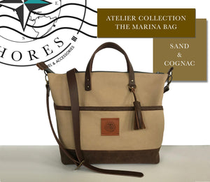 Atelier Collection The Marina Handbag - Eastern Shores Apparel & Accessories
