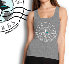 Load image into Gallery viewer, Tank Tops Ladie's Racerback - Eastern Shores Apparel & Accessories