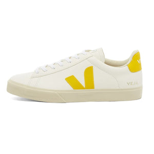 Veja Women's Campo Chromefree Leather Extra White / Tonic