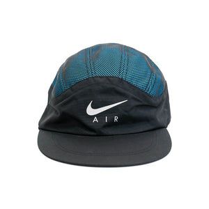 SUPREME x Nike, Black and Blue Running Hat, ONE SIZE