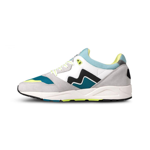 Karhu, Aria, Bright White/Ocean Depths