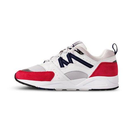 Karhu, Fusion 2.0, Bright White/Barbados Cherry