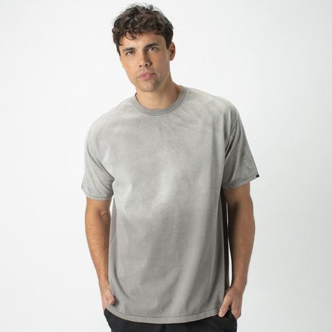 Zanerobe Field Work Box T-Shirt, Ash