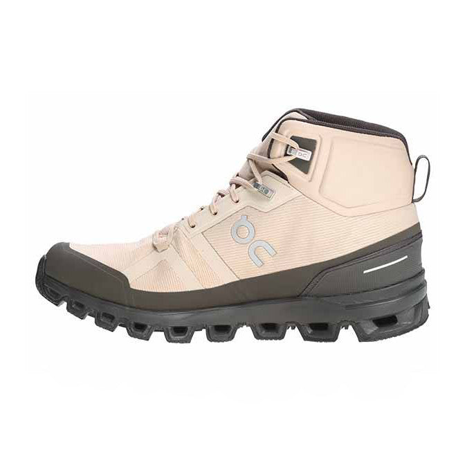ON Cloudrock  Speed-Hiking Boot, Sand/Black