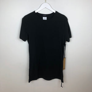 Ksubi Seeing Lines S/S T-Shirt, Black