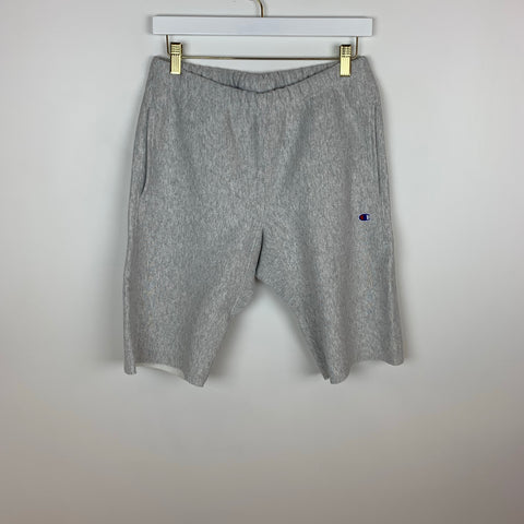 Champion Europe Reverse Weave, Sweat Shorts, Gray