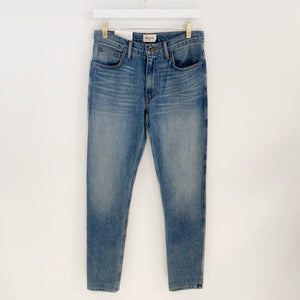 Robert Geller Type-2 Jeans, 5-Year Fade Blue