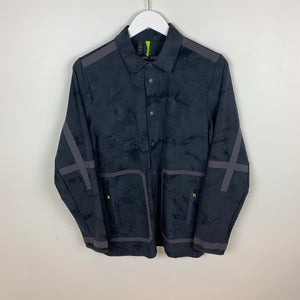 Robert Geller X Lululemon, Take the Moment Collared L/S Shirt, DMDD
