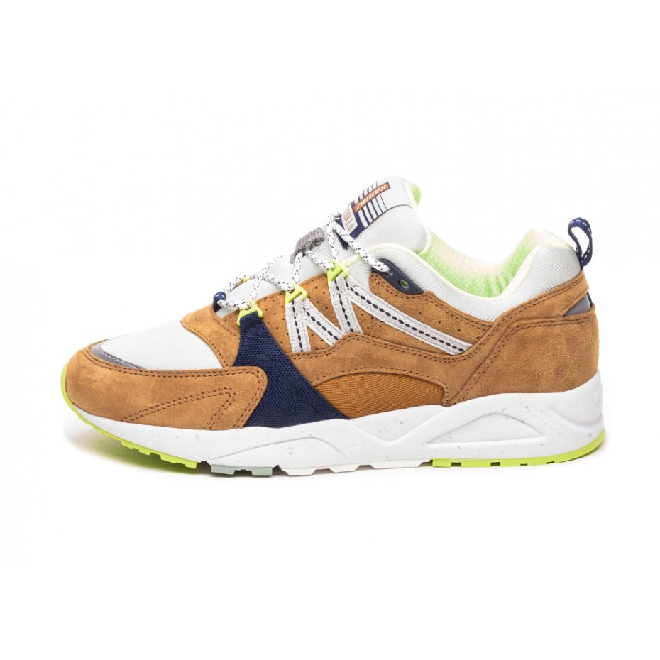 Karhu, Fusion 2.0, Buckthorn Brown/Blue Flower
