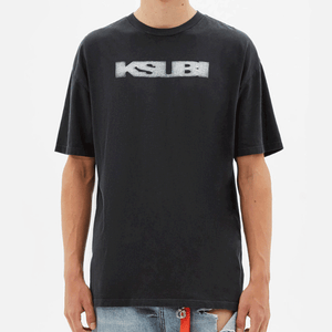 Ksubi, Sign Of The Times, S/S Tee, Black