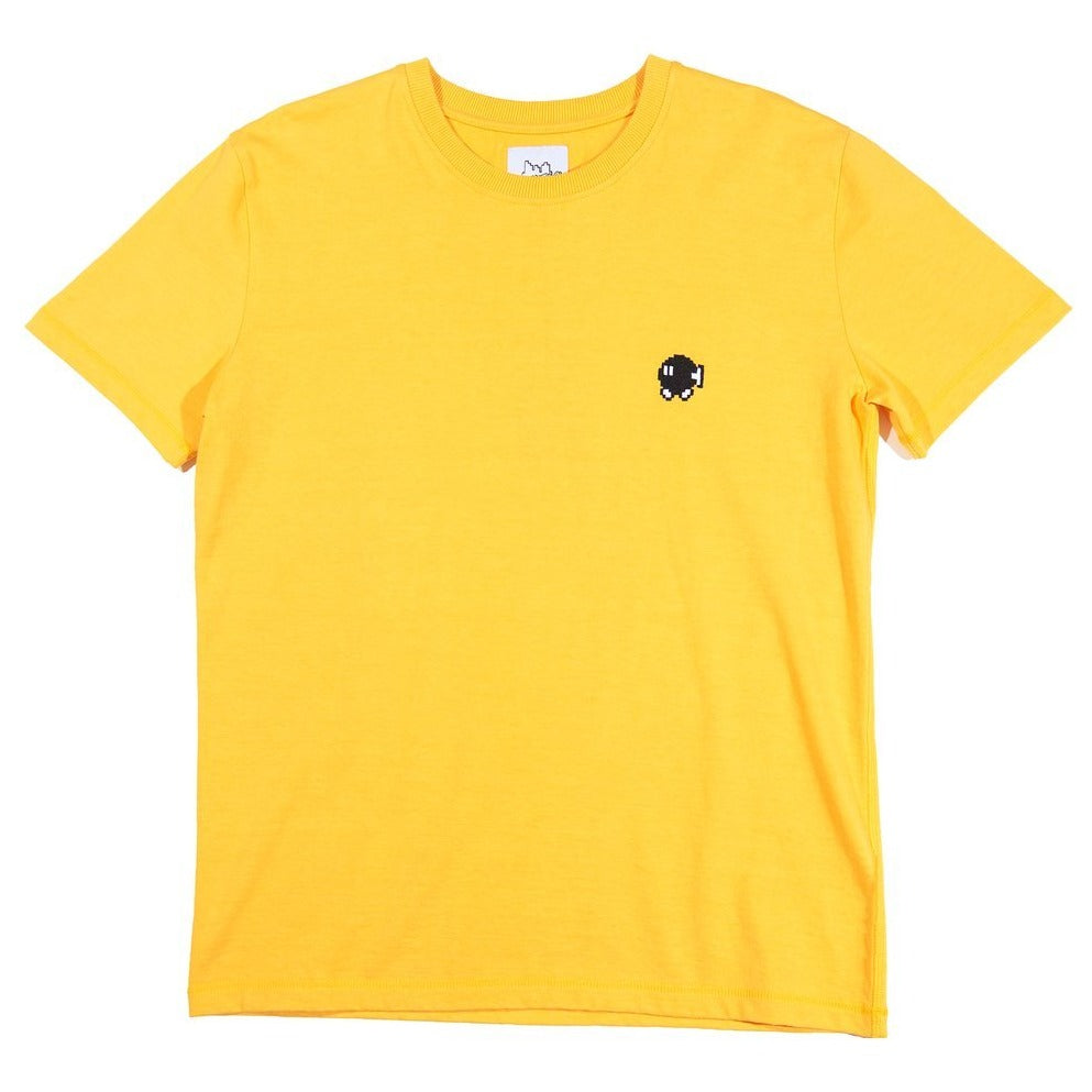 Bricktown Paris Bo-Bomb S/S T-shirt, Yellow