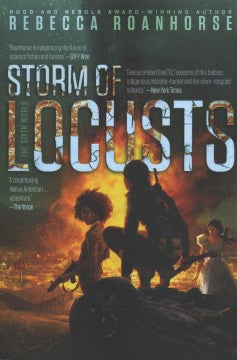 Storm of Locusts (The Sixth World, 2) [Roanhorse, Rebecca]