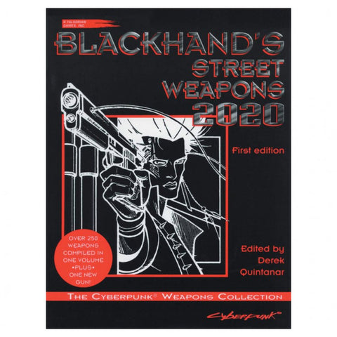 Blackhand's Street Weapons
