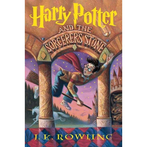 Harry Potter and the Sorcerer's Stone (Harry Potter, 1) [Rowling, J. K.]