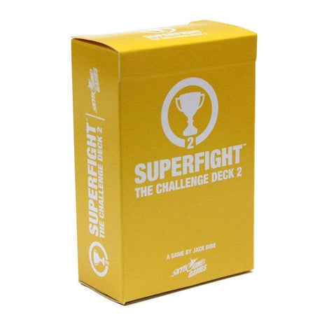 "Superfight: The ""Challenge"" Deck 2"