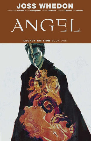 Angel Legacy Edition Book One [Whedon, Joss]