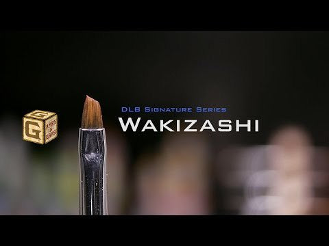 Wakizashi Signature Brush