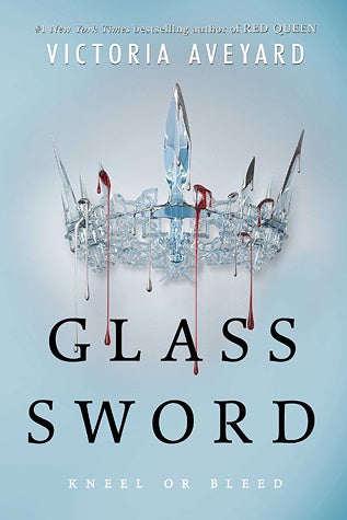 Glass Sword (Red Queen, 2) [Aveyard, Victoria]