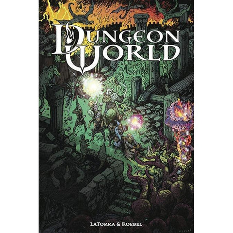 Dungeon World