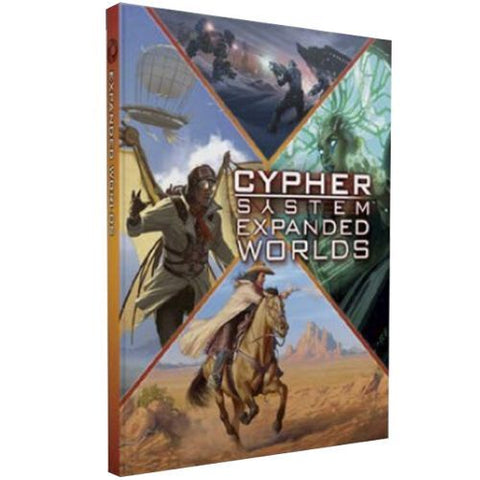 Cypher System Expanded Worlds