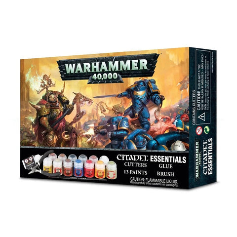 Citadel Essentials Kit - Warhammer 40k