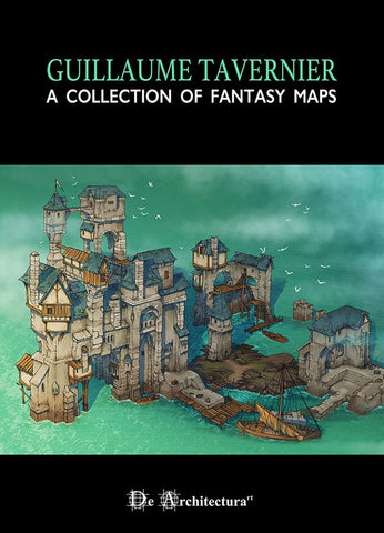 A Collection of Fantasy Maps [DARC-CFM]