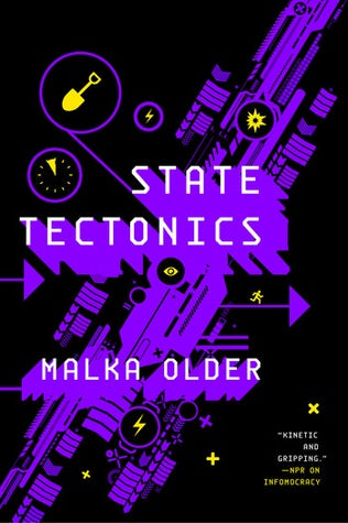 State Tectonics (Centenal Cycle, 3) [Older, Malka]