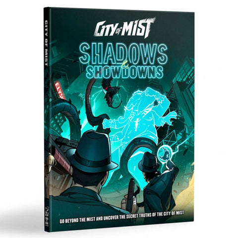 City of Mist RPG Shadows & Showdowns